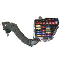 Under Dash Fuse Box Panel & Pigtail 99-05 VW Jetta Golf GTI Beetle MK4 - Genuine