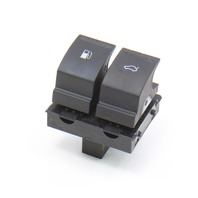 Gas Fuel Door Trunk Release Switch 05-09 VW Rabbit Golf GTI MK5 - 1K0 959 903