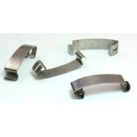 Airbox Air Intake Cleaner Box Clips Latches 01-05 VW Passat 1.8T B5.5