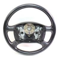 Leather Multifunction Steering Wheel 98-05 VW Passat B5 / 99-05 Jetta GTI MK4 ~