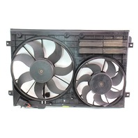 Radiator Cooling Fans 06-07 Passat B6 2.0T GTI ~ Genuine ~ 1K0 121 207 AA