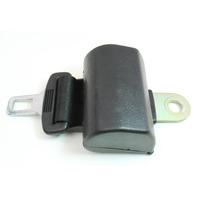 Rear Seat Belt Lap 85-92 VW Jetta Golf MK2 - Black - Genuine