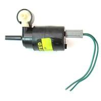 Windshield Sprayer Washer Pump 85-92 VW Golf GTI MK2 - Genuine - 191 955 651