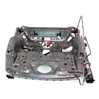 LH Front Seat Track Frame Slider w/ Power Motors 09-16 Audi A4 B8 8K0 881 105 N