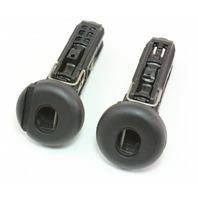 Rear Seat Head Rest Post Guide Inserts 09-16 Audi A4 B8 - 8T0 886 920 A