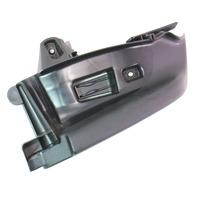 LH Rear Seat Belt Guide Trim 09-16 Audi A4 S4 Allroad B8 - 8K0 857 791 A