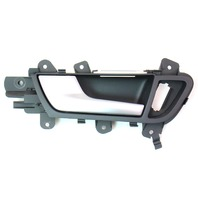 LH Rear Interior Door Pull Handle 09-16 Audi A4 S4 Allroad B8 - 8K0 839 019