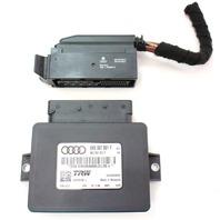 Parking Brake Module 09-12 Audi A4 S4 B8 - Genuine - 8K0 907 801 F