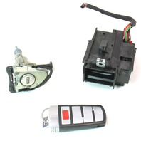 Ignition Lock Set & Key Fob Remote 06-10 VW Passat B6 ~ Genuine ~ 3C0 905 843 P