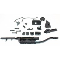 Glovebox Glove Box Parts Lot Handle Latch Linkage 06-10 VW Passat B6 - Genuine