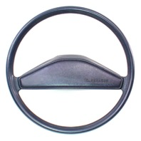 Steering Wheel 81-84 VW Rabbit Jetta Pickup MK1 Blue - Genuine