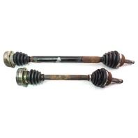 Set of Front Axle Shafts VW Jetta Rabbit Scirocco MK1 ~ Genuine ~ Rebuildable