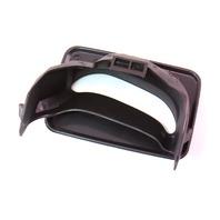 Rear Back Center Seatbelt Seat Belt Trim Guide Cover 02-08 Audi A4 S4 B6 B7