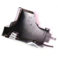 LH Rear Side Skirt End Cap Lower Trim 02-08 Audi A4 B6 B7 - LY7W - 8E0 853 579 C