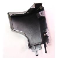 RH Rear Side Skirt End Cap Lower Trim 02-08 Audi A4 B6 B7 - LY7W - 8E0 853 580 C