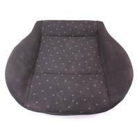 Front Seat Cushion & Cover 99-01 VW Jetta Golf MK4  - Cloth - Genuine
