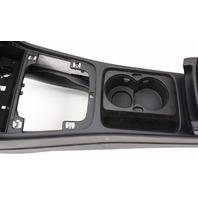 Black Center Console Armrest Arm Rest 06-10 VW Passat B6 - 3C0 863 319 J