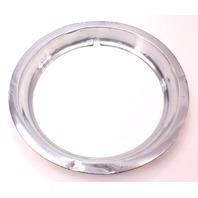 Chrome Wheel Rim Beauty Ring 75-84 VW Rabbit Jetta Pickup MK1 ~ Genuine