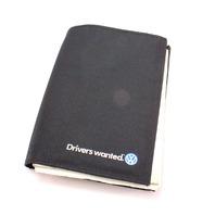 1998 VW Jetta Owners Manual Books & Case VW Volkswagen 93-99 Mk3