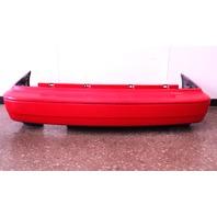 Rear Bumper Cover 93-99 VW Jetta MK3 Red - Genuine - 1HM 807 417