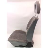RH Front Grey Bucket Seat Captains Chair 80-91 VW Vanagon Transporter T3