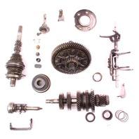 020 Transmission Internal Parts Gears Differential Forks 9A VW Jetta GTI MK2