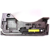 Trunk Spare Tool Kit Jack Lug Wrench Foam 06-10 VW Passat B6 - 3C0 011 031 B