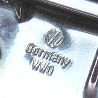 RH Fender 06-10 VW Passat B6 - LC9X Deep Black Pearl - Genuine