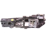 RH Exterior Door Handle 06-10 VW Passat B6 - LC9X Black Pearl - 3C0 837 886 E