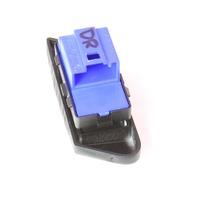 LH Rear Lock Switch Button 06-10 VW Passat B6 Genuine ~ 3C0 962 135