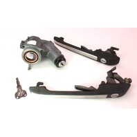 Lock Set Ignition Key Door Handles 75-84 VW Rabbit Pickup GTI MK1 / 171 905 851