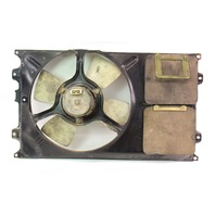 Electric Radiator Cooling Fan & Shroud VW Rabbit GTI Jetta Scirocco Pickup MK1 -