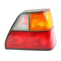 RH Tail Light Lamp 85-92 VW Golf GTI MK2 ~ Genuine Hella ~ 176 945 096