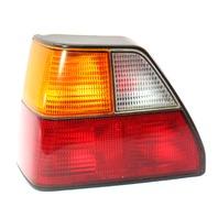 LH Tail Light Lamp 85-92 VW Golf GTI MK2 . Genuine Hella . 176 945 095