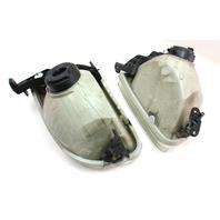 Headlight Lamp Pair 01-06 Toyota Tundra - Genuine