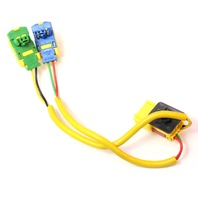 RH Dash Air Bag Plugs Wiring Harness 05-10 VW Jetta Rabbit MK5 - 4E0 973 805