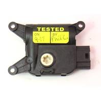 Heater Climate Flap Actuator Motor 06-10 VW Passat B6 Genuine - 0 132 801 362
