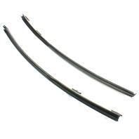 Rear Window Vertical Metal Separating Bars 75-84 VW Rabbit MK1 4 Door