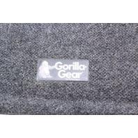 Gorilla Gear Carpet Mat Cargo Liner 06-09 VW Rabbit GTI MK5 - 1K0 061 166 H