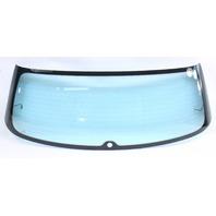 Rear Windshield Hatch Glass 06-09 VW Rabbit GTI MK5 - Blue Tint - Genuine