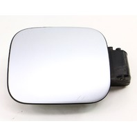 Gas Fuel Door Flap Lid 98-05 VW Beetle - LA7W Reflex Silver - 1C0 809 857 K