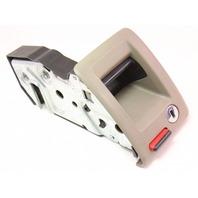 LH Rear Seat Fold Latch Lock Release 06-10 VW Passat B6 - Latte - 3C5 885 681