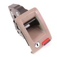 RH Rear Seat Fold Latch Lock Release 06-10 VW Passat B6 - Latte - 3C5 885 682