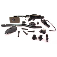 Glovebox Glove Box Parts Lot Handle Latch Linkage 06-10 VW Passat B6 ~ Genuine