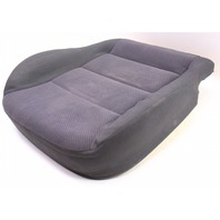 Front Seat Cushion & Cover 04-05 VW Jetta Golf MK4 Dark Grey Cloth Genuine ~