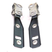 Hood Hinges Pair 99-05 VW Jetta Golf GTI MK4 - LC7V Blue - 1J0 823 301 & 302 A