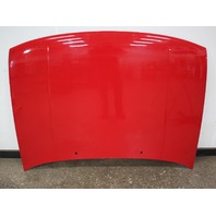 Genuine Hood 93-99 VW Jetta Mk3 - LY3D Tornado Red - Iowa