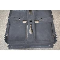 Interior Black Floor Carpet 93-99 VW Jetta Golf Cabrio Mk3 ~ Genuine