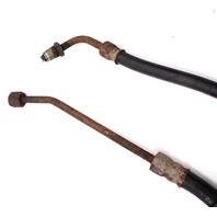 Power Steering Hoses Linse 75-84 VW Rabbit MK1 - Genuine - 175 422 893 D