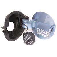 Fuel Gas Filler Door Lid 06-10 VW Passat B6 Sedan LB5M Arctic Blue - 3C5 809 857